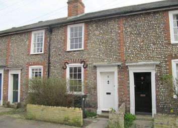 2 bed terraced house to rent in Parchment Street, Chichester PO19