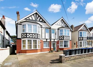 Thumbnail 1 bedroom flat for sale in Navarino Road, Worthing