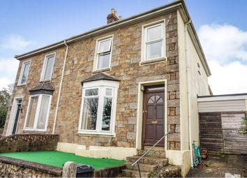 Pendower Terrace, Camborne TR14. 3 bed semi-detached house for sale
