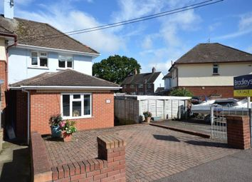 Thumbnail 3 bedroom end terrace house for sale in Brimley Vale, Bovey Tracey, Newton Abbot, Devon