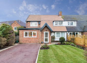 Thumbnail 3 bed semi-detached house for sale in Standhill Road, Hitchin