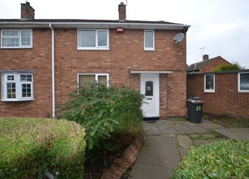 Thumbnail 2 bed semi-detached house to rent in Trenant Road, Leicester