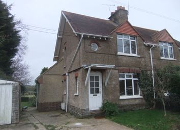 Thumbnail 3 bed semi-detached house to rent in North Street, Hellingly, Hailsham