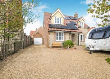 Thumbnail 4 bed detached house for sale in Freethorpe, Norwich, Norfolk