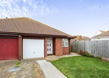 Thumbnail 2 bed semi-detached bungalow for sale in Victoria Avenue, Peacehaven