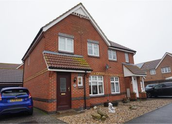 Thumbnail 3 bed semi-detached house to rent in William Rigby Drive, Sheerness