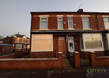 Thumbnail 4 bedroom terraced house to rent in Cromwell Road, Salford