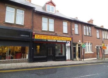 Thumbnail 3 bed flat to rent in Station Road, South Gosforth, Newcastle Upon Tyne
