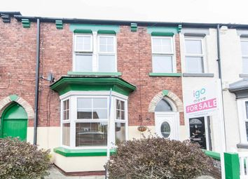 Thumbnail 3 bed terraced house for sale in Thornhill Gardens, Hartlepool