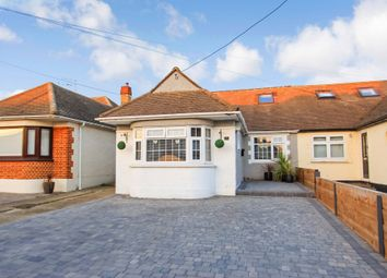 Thumbnail 4 bed detached bungalow for sale in Warwick Road, Rayleigh, Essex