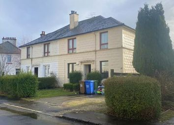 Thumbnail 2 bed flat for sale in Balgonie Road, Glasgow