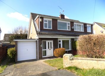 Thumbnail 3 bed semi-detached house to rent in Chambers Lane, Mynydd Isa, Mold, 6Uz.