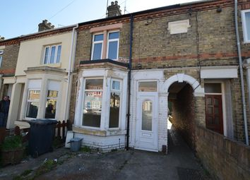 3 bed terraced house to rent in Burmer Road, Peterborough PE1