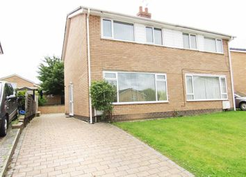 Thumbnail 3 bed semi-detached house for sale in Windsor Drive, Flint, Flintshire