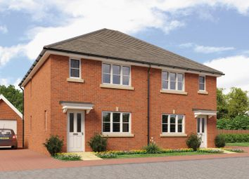 Thumbnail 3 bed semi-detached house for sale in Bader Heights, Tangmere
