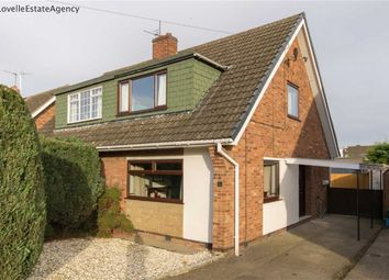 Thumbnail 3 bedroom property for sale in Meadow Road, Scunthorpe