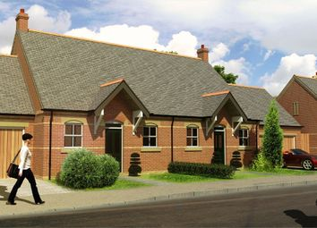 Thumbnail 2 bed semi-detached bungalow for sale in The Thoresby, Dormer Woods, Shireoaks Road, Worksop, Nottinghamshire