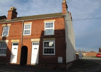 Thumbnail 2 bed end terrace house to rent in Bridge Street, Shepshed, Leicestershire