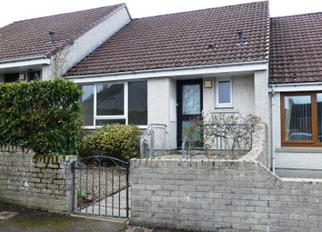 Thumbnail 1 bed terraced bungalow for sale in Moorside Avenue, Thurso