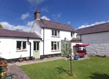 Thumbnail 1 bed semi-detached house for sale in Cae Rhug Lane, Gwernaffield, Mold, Flintshire