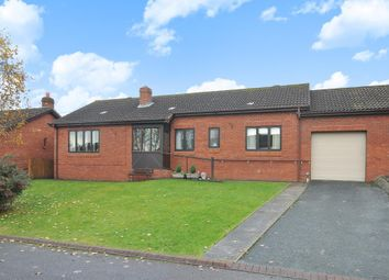 Thumbnail 3 bed bungalow for sale in Woodlands, Cefnllys Lane Llandrindod Wells