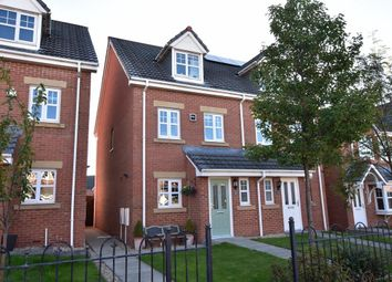 Thumbnail 3 bed town house for sale in Ingham Avenue, Buckshaw Village, Chorley