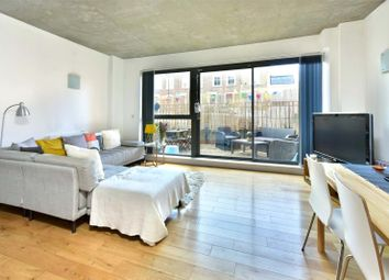 Thumbnail 2 bed flat to rent in Montanaro Court, Coleman Fields, Islington