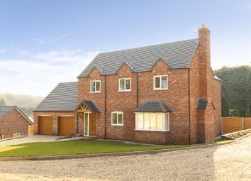Thumbnail 4 bed detached house for sale in Ironbridge Road, Broseley