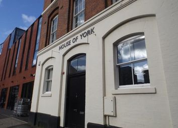 Thumbnail 3 bed flat for sale in House Of York, 28A Charlotte Street, Birmingham, West Midlands