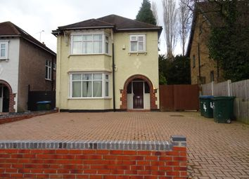 Thumbnail 6 bed detached house to rent in Fletchamstead Highway, Canley, Coventry