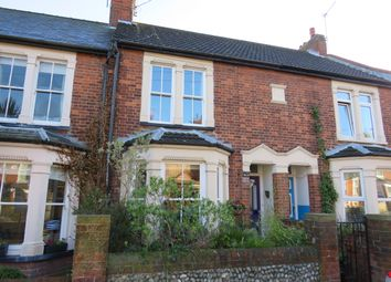 Thumbnail 3 bed terraced house for sale in Grove Road, Beccles