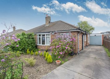 Thumbnail 3 bedroom semi-detached bungalow for sale in Orchard Gardens, Huntington, York