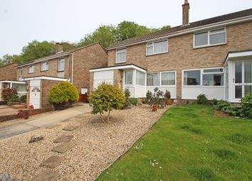 Thumbnail 3 bed semi-detached house for sale in Knapps Close, Elburton, Plymouth, Devon