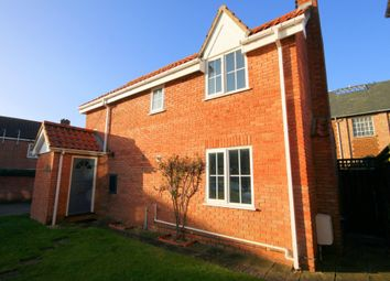 Thumbnail 2 bedroom detached house to rent in The Courtyard, Snettisham, King's Lynn
