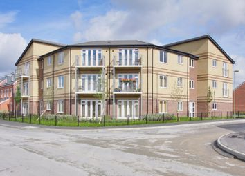 Thumbnail 2 bed flat to rent in Halter Way, Picket Twenty, Andover