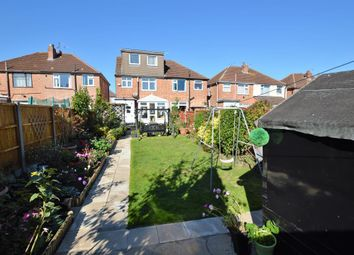 Thumbnail 4 bed semi-detached house for sale in Trenant Road, Leicester