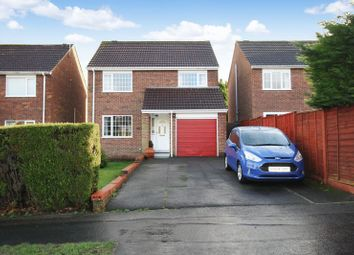 Thumbnail 4 bed detached house for sale in Kings Copse Road, Hedge End, Southampton