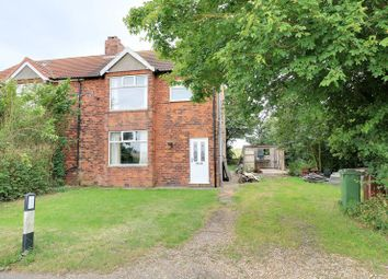 Thumbnail 3 bed semi-detached house for sale in Winterton Road, Winteringham, Scunthorpe