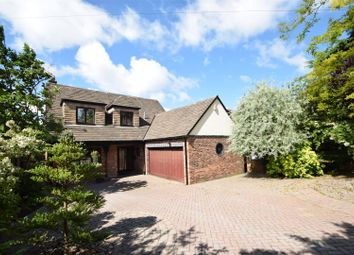 Thumbnail 4 bed detached house for sale in Farr Hall Drive, Heswall, Wirral