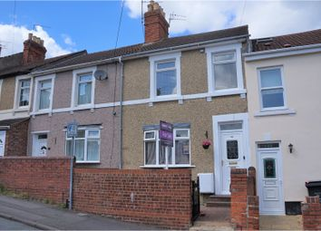 Thumbnail 3 bedroom terraced house for sale in Stafford Street, Swindon