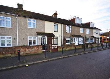 Thumbnail 2 bed end terrace house to rent in High Road, North Stifford, Grays