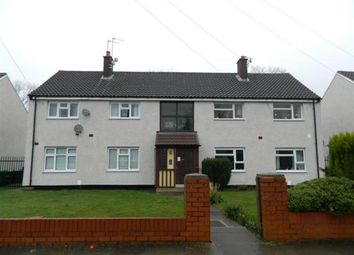 Thumbnail 1 bed flat to rent in Devon Road, Wednesbury