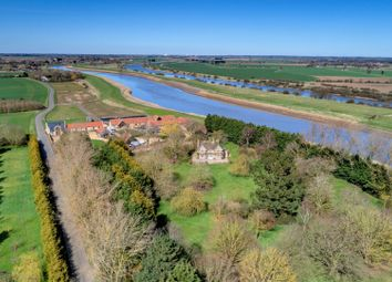 Thumbnail 5 bed detached house for sale in Stow Road, Wiggenhall St. Mary Magdalen, King's Lynn, Norfolk