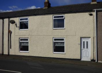 Thumbnail 4 bed terraced house for sale in Front Street, Quebec, Durham