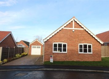 Thumbnail 3 bed detached bungalow for sale in Plot 4, Barn Owl Close, Off Station Road, Reedham