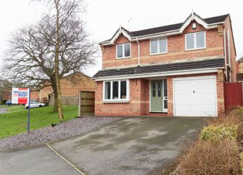 Thumbnail 4 bed detached house for sale in Mossfield Drive, Biddulph, Staffordshire