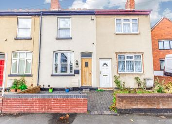 Thumbnail 2 bed terraced house for sale in Bilston Road, Willenhall