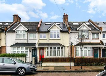 Thumbnail 4 bed terraced house to rent in Tranmere Road, Earlsfield