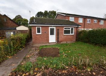 Thumbnail 2 bed bungalow to rent in Brookside, Hereford