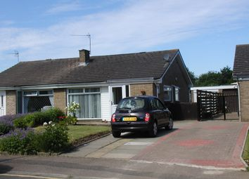 2 bed semi-detached bungalow for sale in Dysons Close, Cheshunt EN8